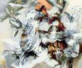 Izoitko A. Cross Upon Cross, 2002, canvas, oils