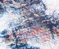 Schastny V. Composition, 1994, canvas, tempera, 80х80
